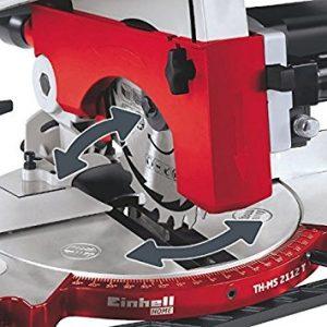 sierra ingletadora Einhell TH-MS 2112 T