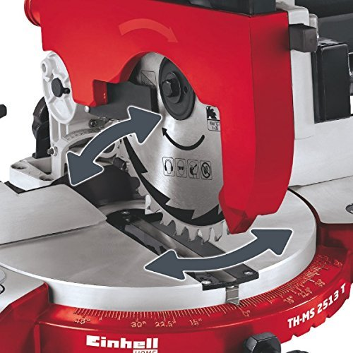 Einhell TH-MS 2513T giro