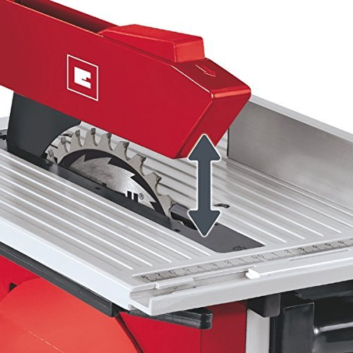 Einhell TH-MS 2513T altura